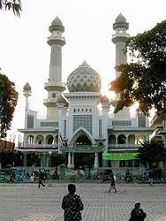 Mosque in Indonesia