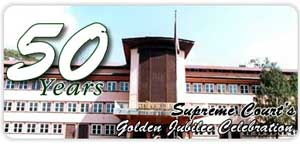 Supreme Court Golden Justice Celebrations