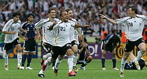 Germany triumphs over Argentina