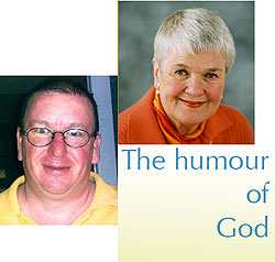 Humour of God