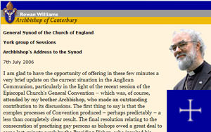 The Anglican Division