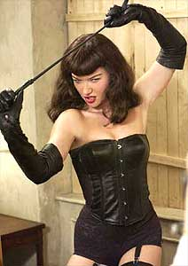 Bettie Page, the tease from Tennessee