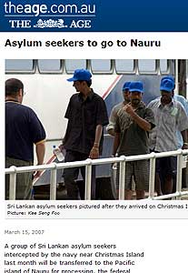 The quality of asylum seeker processing
