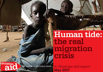 Climate change-forced migration