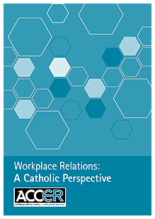 Laying out the Cathoilc response to Work Choices