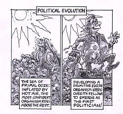 Chris Johnston - Political Evolution