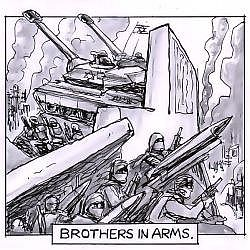 Chris Johnston - Brothers in Arms