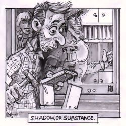 Chris Johnston - Shadow or Substance