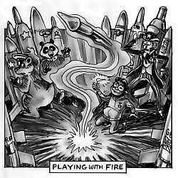 Chris Johnston - Playing with Fire