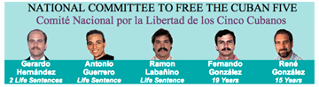Cuba Five political prisoners