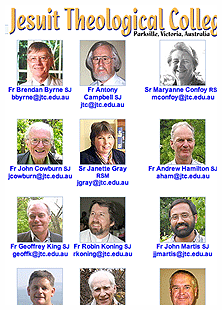 Ageing theology workforce
