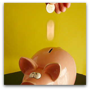 Piggy Bank - flickr image by alancleaver_2000