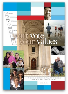 Your Vote Your Values
