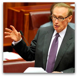 Bob Carr's maiden speech