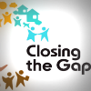 Close The Gap campaign imagery