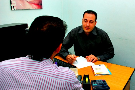 Providing legal assistance to Iraqi refugee