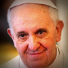 Headshot of Pope Francis