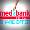 Medibank Private Share Offer Ad
