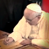 Pope Francis writes letter