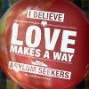 Love Makes a Way badge