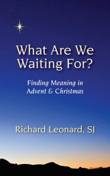 'What Are We Waiting For Finding Meaning in Advent and Christmas' cover image