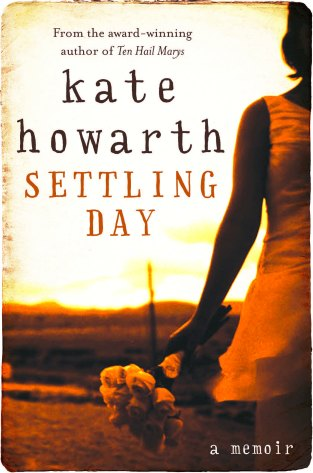 Cover of Kate Howarth 'Settling Day'