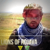 Reece Harding image from Lions of Rojava Facebook page
