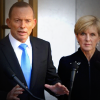 Tony Abbott and Julie Bishop from pm.gov.au
