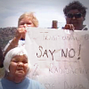 Aboriginal elders oppose dump