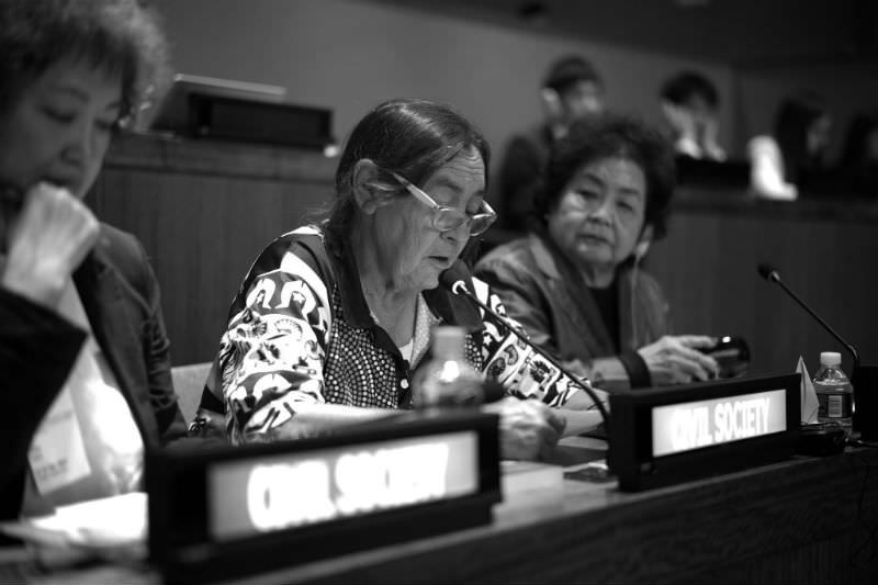 Susan Coleman-Haseldine at the UN: ICAN