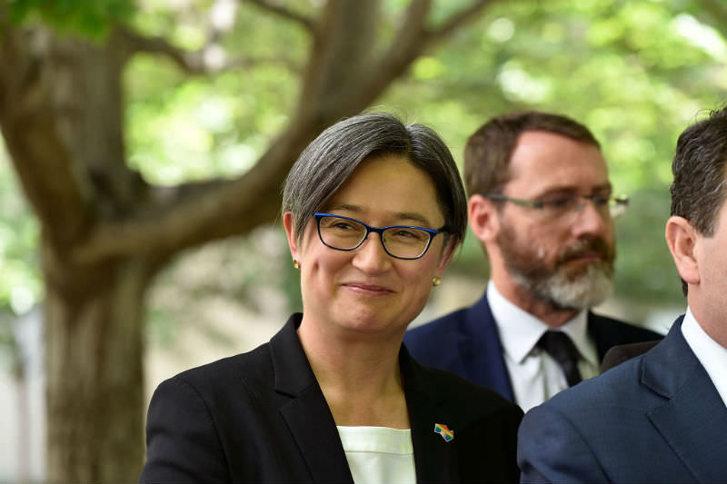Senator Penny Wong (Michael Masters/Getty Images)