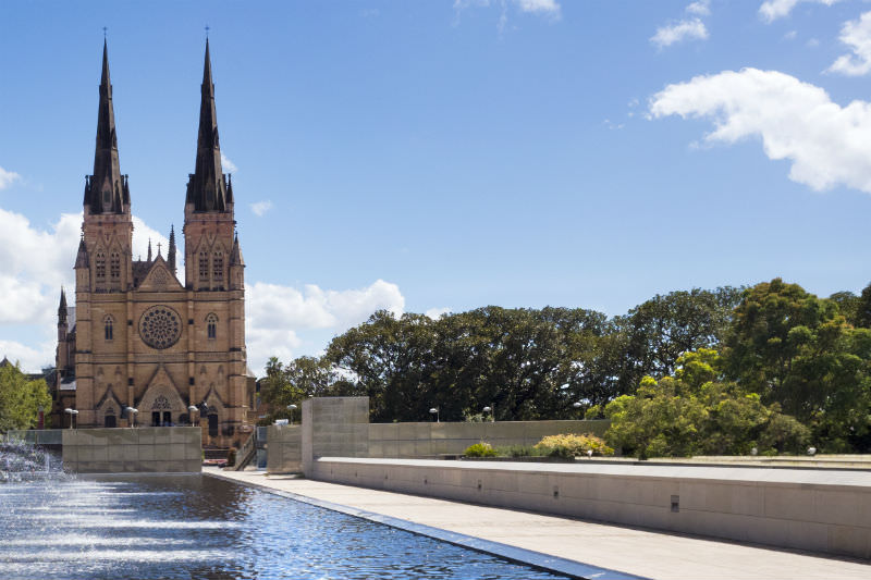 St Mary's Cathedral, Sydney (Apexphotos / Getty)