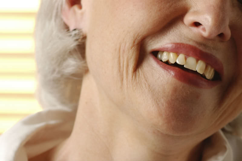Smiling woman (Getty Creative)