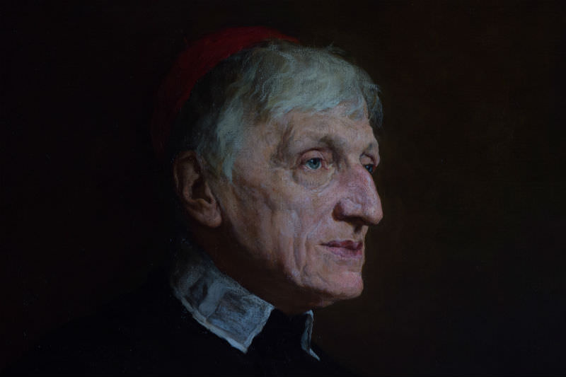 John Henry Newman. Image: Catholic Church of England and Wales (Creative Commons)