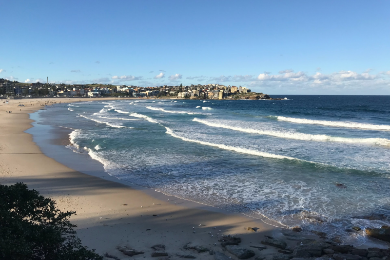 Main image: Bondi beach (Jared Lisack/Unsplash)