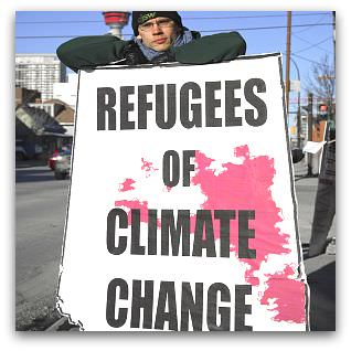 Refugees of Climate Change