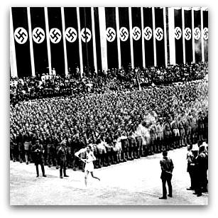 Olympic Torch Relay Berlin 1936