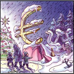 'European Christmas' by Chris Johnston