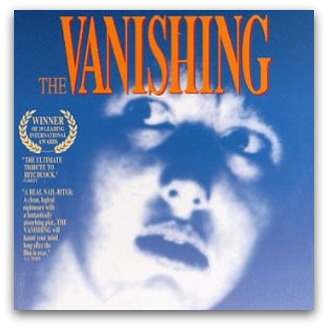 The Vanishing movie poster