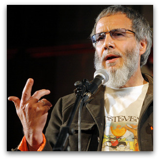 Yusuf Islam, Flickr image by 