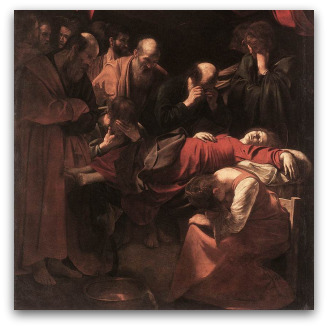 Death of the Virgin, Caravaggio