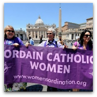 Ordain Catholic Women