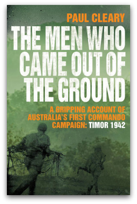 The Men Who Came Out Of The Ground, by Paul Cleary