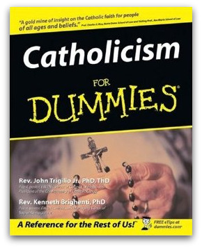 Catholicism for Dummies cover