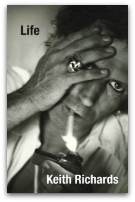 Keith Richards' autobiography 'Life'