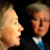 Hilary Clinton and Kevin Rudd
