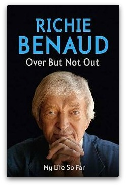 Over But Not Out: My Life So Far, by Richie Benaud