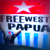 Free West Papua banner