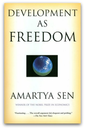 Amartya Sen, Development as Freedom