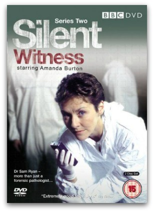 Silent Witness DVD cover